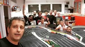Compañeros en una de las carreras realizadas