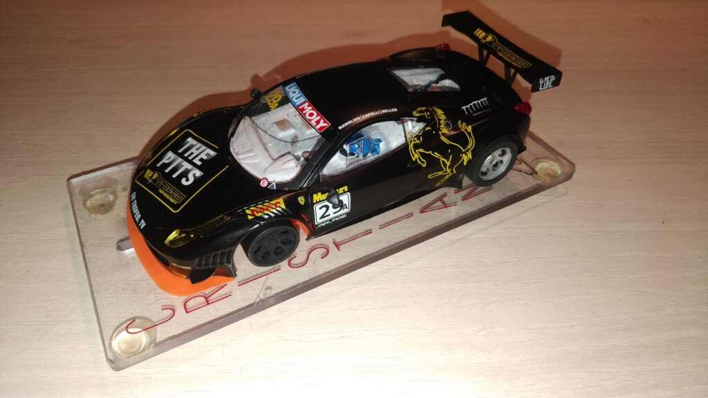 Ferrari GT3 Black Arrow